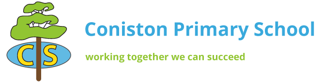 Coniston Primary School, Patchway, Bristol, South Glos Logo
