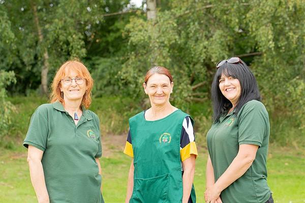 Mrs Anne Lancaster, Mrs Liz Bishop, Mrs Jo Pitt