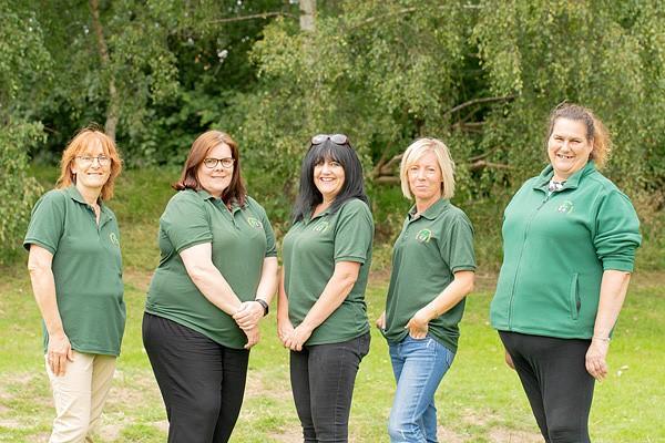 Mrs Anne Lancaster, Ms Julie Wood, Mrs Jo Pitt, Miss Emma Wilson, Mrs Mary Tucker